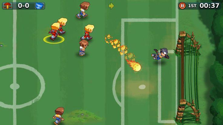 Pure Fun Soccer by Diorgo Jonker
