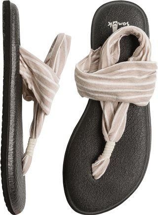 Best flops ever!! It's almost like not wearing shoes.  In love.  -sheilah