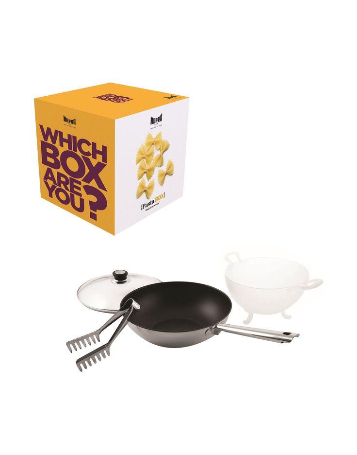 Pasta box #inox 18/10- #ME290103 - #Mepra Stainless steel 18/10  #pastaboxmepra #whichboxareyou #cookworld
