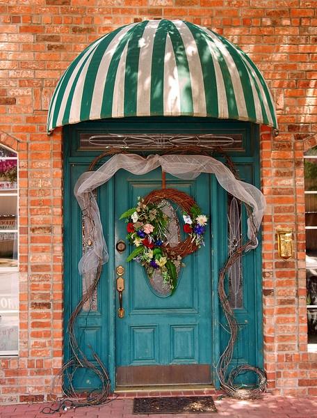 @shelleybarkerAdorable Doors, Front Doors, Doors Galore, Decor Doors, Colors Doors, Teal Doors