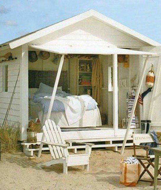 The Beach House Shed