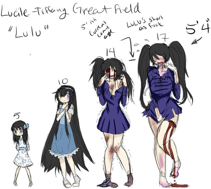22 best Lulu images on Pinterest   Lulu creepypasta, 1st grades ...
