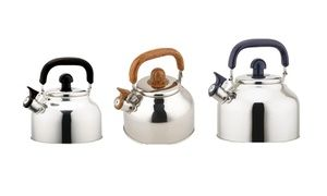 Stainless Steel Whistling Induction Kettle