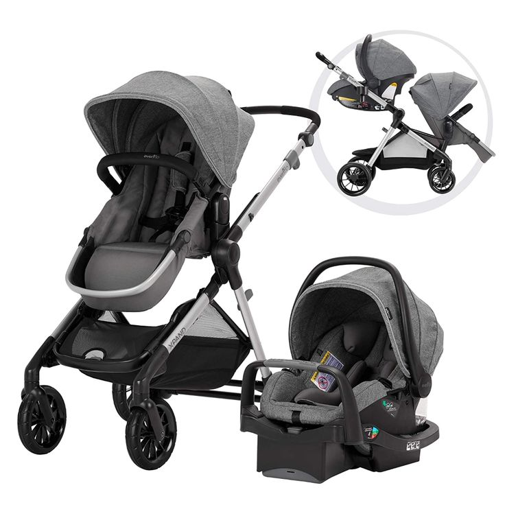 Evenflo pivot xpand modular in 2020 baby strollers baby