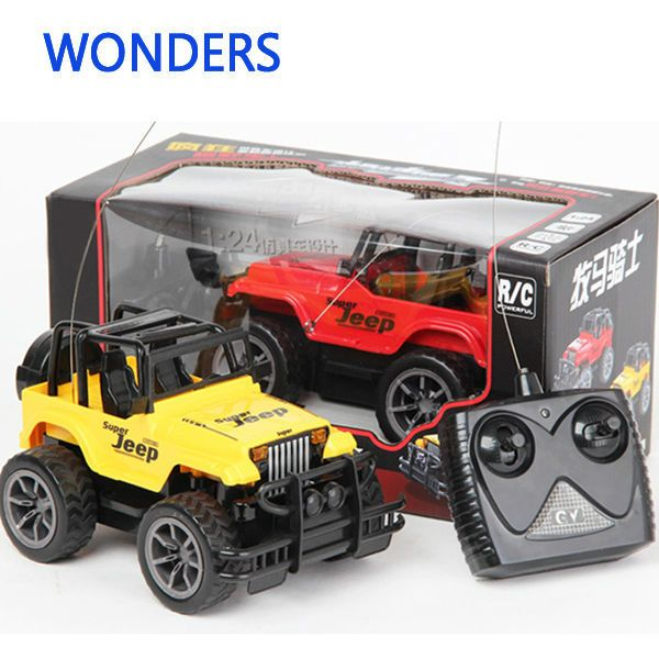Like and Share if you want this Super Toys 1:24 Jeep large remote control cars 4CH remote control cars toys rc car electric for kids gift Tag a friend who would love this! FREE Shipping Worldwide Get it here ---> https://ladhub.com/super-toys-124-jeep-large-remote-control-cars-4ch-remote-control-cars-toys-rc-car-electric-for-kids-gift/