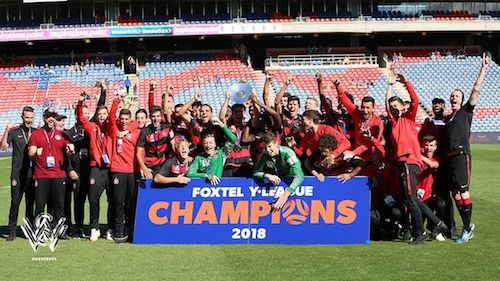 Melbourne City opened the scoring but Western Sydney Wanderers went on to score 3 goals to take out the National Youth League championship, 1-3 in Newcastle (yes, Newcastle). 04.02.18