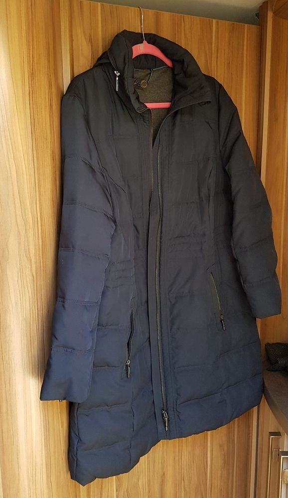 M/&S/&W Mens Outwear Hoodie Thicken Warm Padded Down Jacket Coat