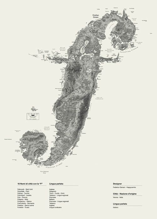 """Geotypography (or is that typegeography?) """"co kottke.org posts about maps)"""