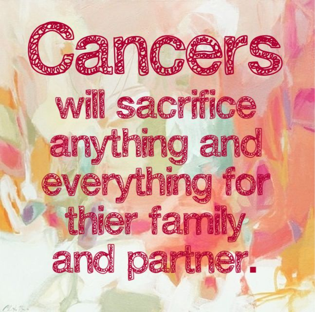 Thought I was a Leo but I noticed I have more qualities of a cancer more than anything