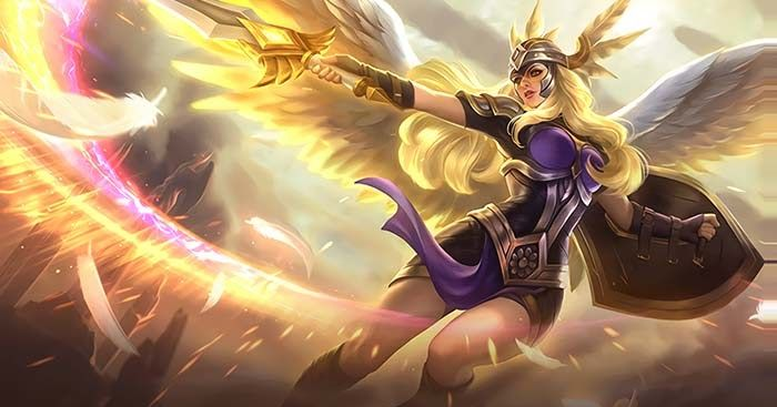 Freya Rework Mobile Legends Wallpapers Mobile Legends Mobile Legend Wallpaper The Legend Of Heroes