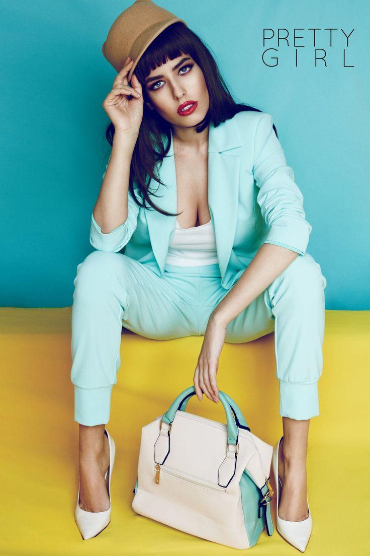 Pretty Girl Campaign • 2015 • model : Alice Peneaca • foto: Stefan Dani • stylist : Ana Nechita Amelian