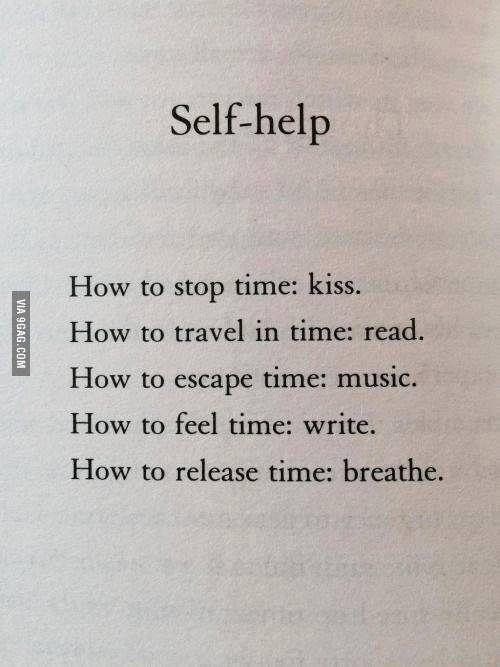Self-help. - 9GAG                                                                                                                                                                                 More
