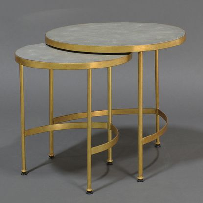 18 best TABLES NESTING TABLES images on Pinterest