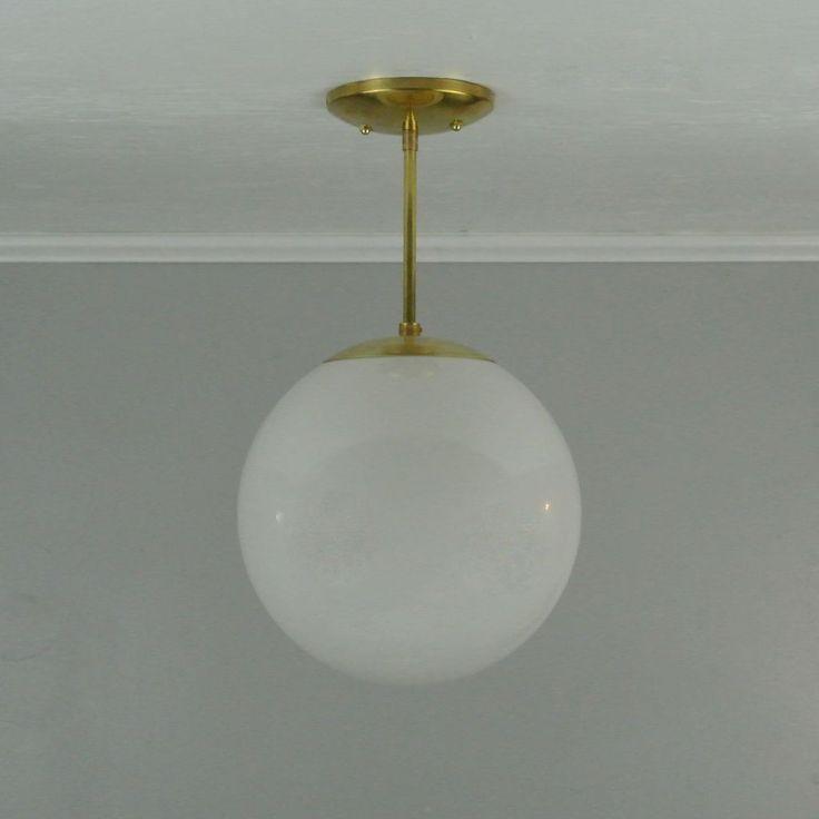Mid Century Orb Lamp: Best 25+ Globe Pendant Light Ideas On Pinterest