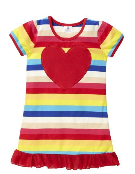 Hootkid -The New Rainbow Dress Sizes 1-6
