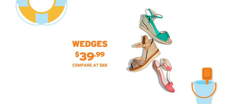 Womens Wedges Marshalls Canada