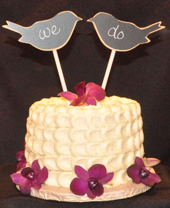41 best bird theme wedding planning brides images on pinterest love bird wood wedding cake topper blank by charliechalkdesigns 1995 junglespirit Gallery