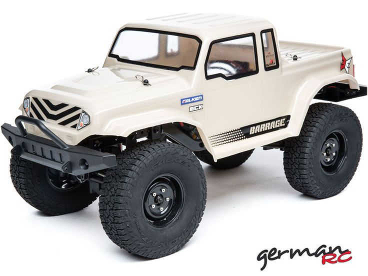 ECX Barrage 1.9 4WD model RTR 1:10