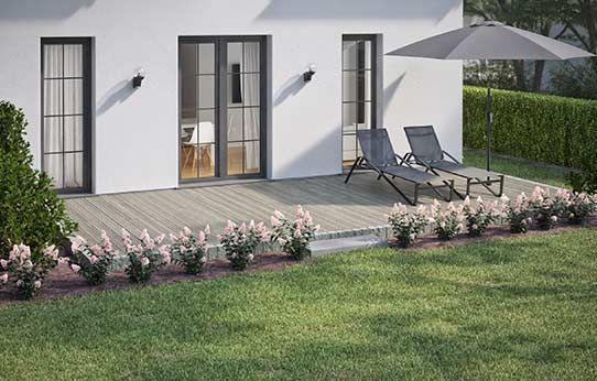 die besten 25 granit palisaden ideen auf pinterest pflastersteine terasse landschaftsbau. Black Bedroom Furniture Sets. Home Design Ideas