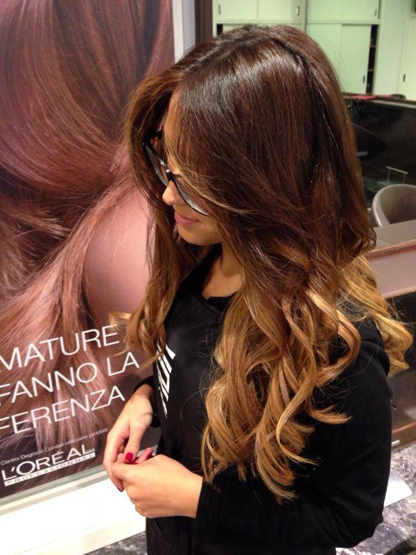 Centro degrade conseil   ideas for your hair   Long Wavy ...