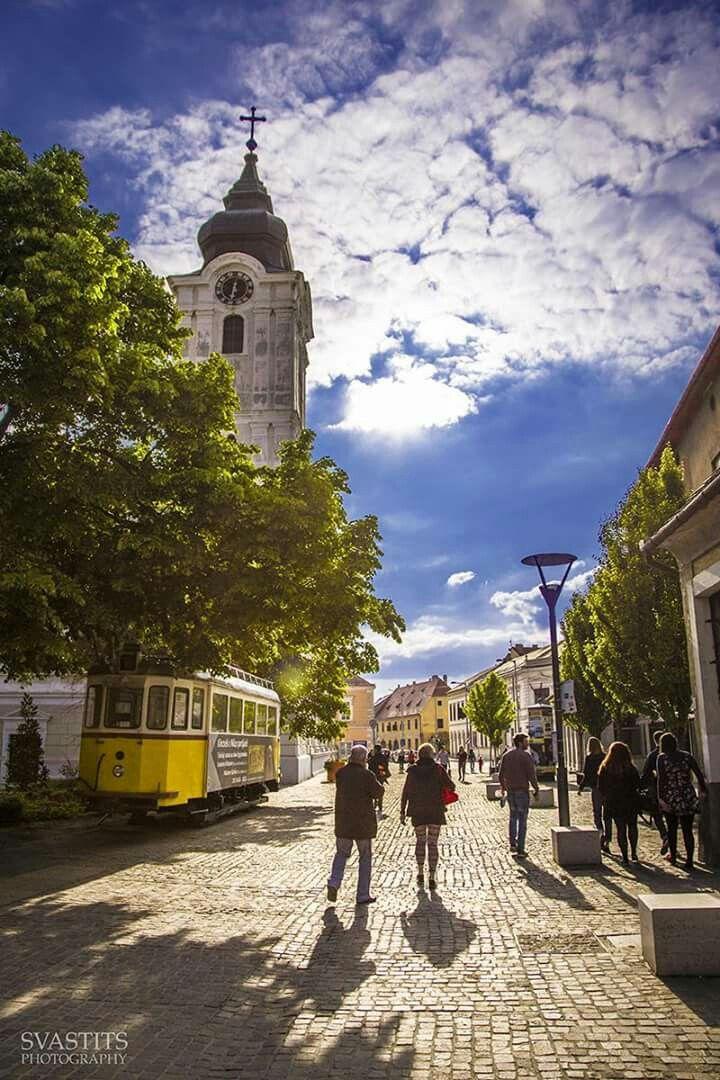 Pécs, Ferencesek utcája - Fünfkirchen, Franziskanerstrasse