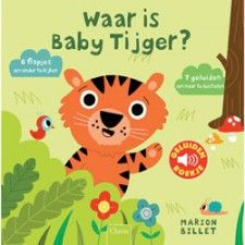 BabyStuf.nl - Waar is baby tijger?