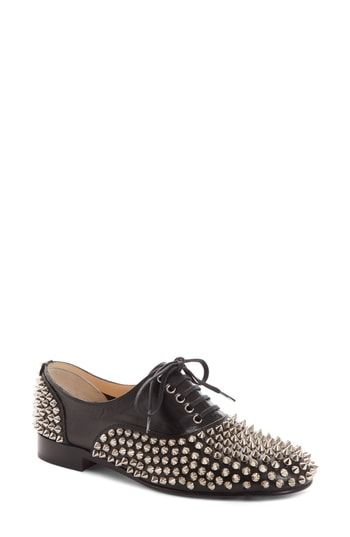 4c1fe781fef CHRISTIAN LOUBOUTIN FREDDY SPIKED LOAFER.  christianlouboutin  shoes ...