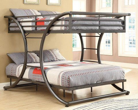 coaster fullfull bunk bed