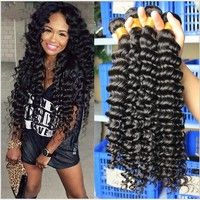 Description If you want to a full head ,I suggest that you buy 3 bundles human hair.And 100g per bun
