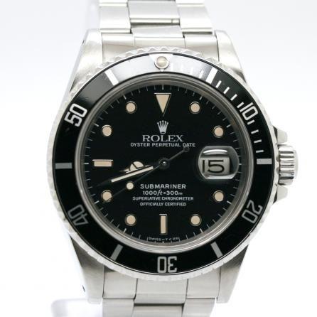 Rolex Vintage Submariner 168000