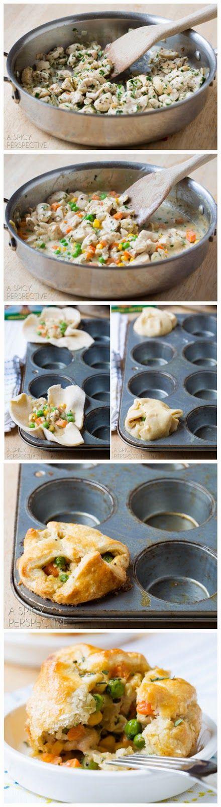 Best Chicken Pot Pie Recipe ~ toprecipeblog
