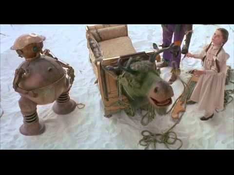 Disney RETURN TO OZ. 1985 「オズ」 - YouTube