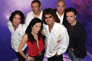 STARSHIP & FRIENDS- Starship featuring Mickey Thomas hosts this 2 hour long show with 4 friends that are backed by the Starship band. You can choose from a list of celebrity singers based on avails e.g; Chuck Negron from 3 Dog Night, Bobby Kimball from Toto, Jimmy Jameson from Survivor, Fee Waybill from the Tubes, and more!