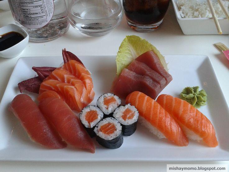 Misha y Momo: Miss Sushi