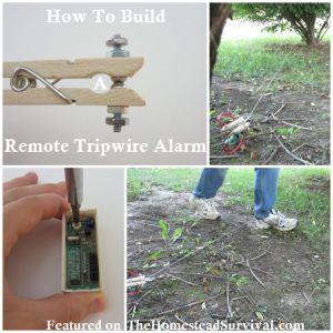 0wcats 300x300 Remote Tripwire Alarm Project   Emergency Preparedness