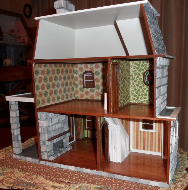 140 Best Images About Miniature Half Scale On Pinterest