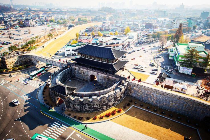건축미와 첨단기술이 담긴 조선 성곽 건축의 꽃, 수원화성