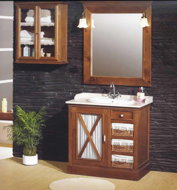 Muebles de ba o estilo r stico google keres s muebles - Ofertas muebles de bano ...