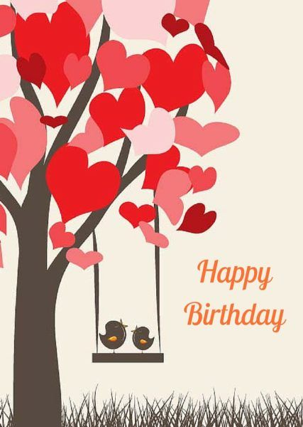 Happy Birthday. …