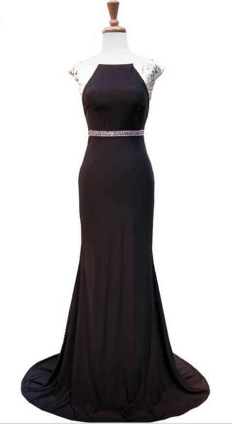 c04880f35b7c8 The Sexy Mermaid Tuxedo Hat Sleeve Sparkles, Followed By A Black Formal  African Evening Dress in 2019 | Book 2 outfits | African evening dresses,  Evening ...