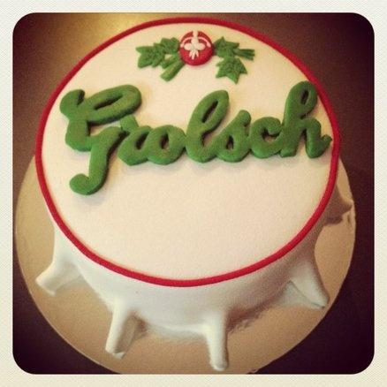 Grolsch cake  Cake by dezoetezonde