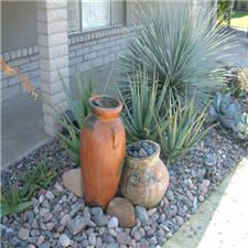 Desert Garden Ideas find this pin and more on desert garden Best 25 Desert Landscaping Backyard Ideas On Pinterest