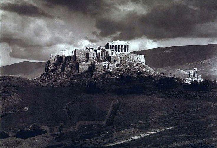 Αθήνα, Ακρόπολις