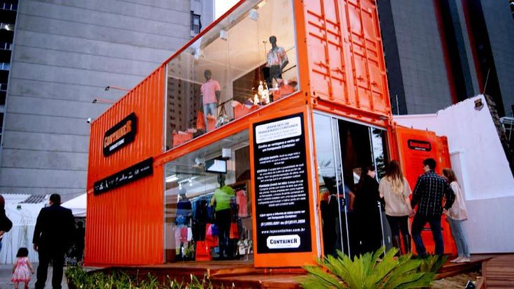 Container Ecology Store