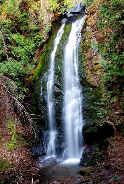 Fletcher Falls British Columbia, Canada
