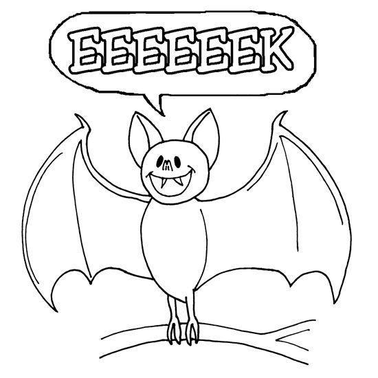 The 25 Best Bat Coloring Pages Ideas On Pinterest Free - coloring pages halloween bats