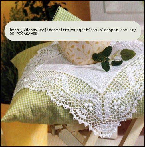 TEJIDOS A CROCHET - GANCHILLO - PATRONES: ganchillo - crochet