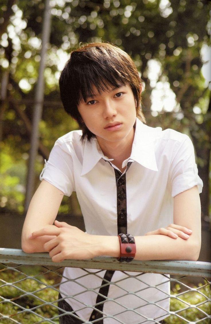 kanata hongo. I like his style here :)