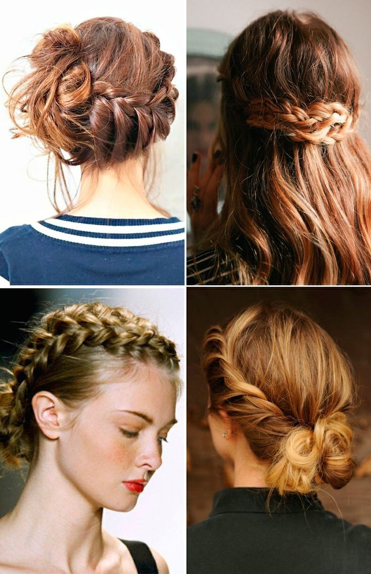 124 best hair images on pinterest | hairstyles, braids and hair