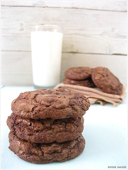 Chocolate Chubbies - Oh My! | Food/Cookies | Pinterest